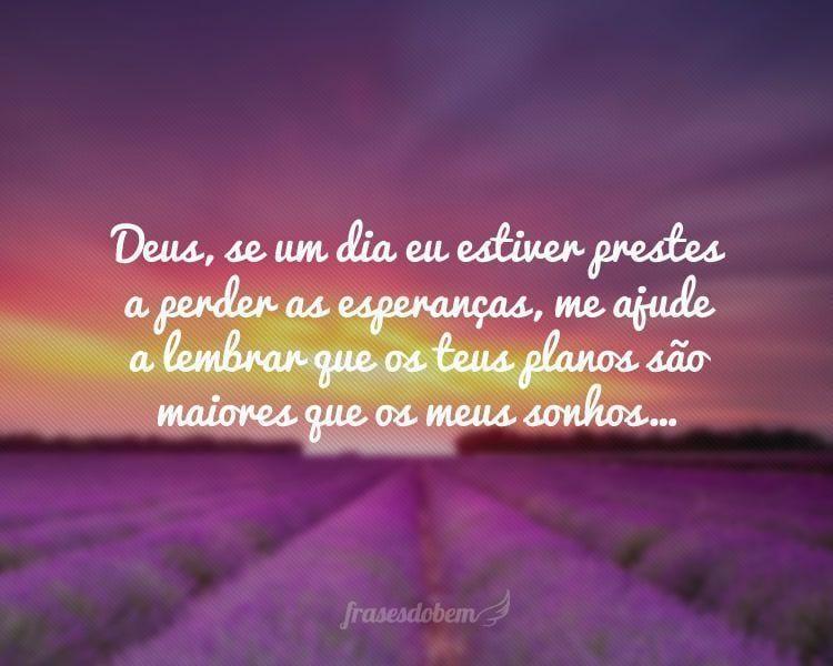 Frases De Esperanca
