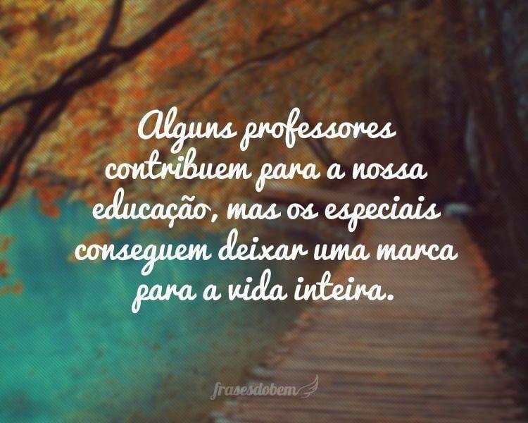 Frases De Dia Do Professor