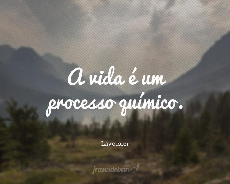 Frases De Lavoisier