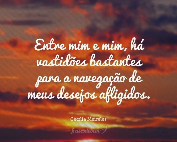 Frases De Cecília Meireles