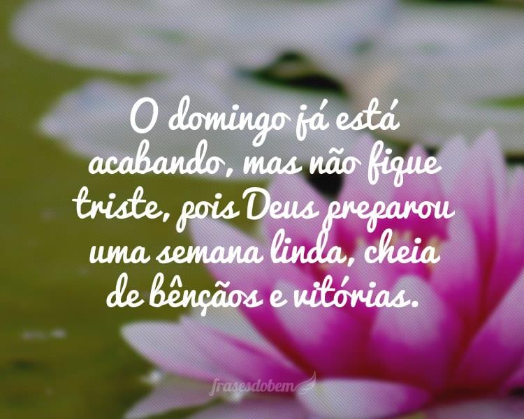 Frases De Bom Domingo