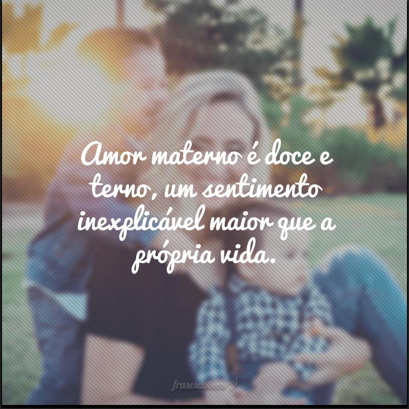 50 Frases De Amor Materno Para Te Mostrar A Imensidão Desse