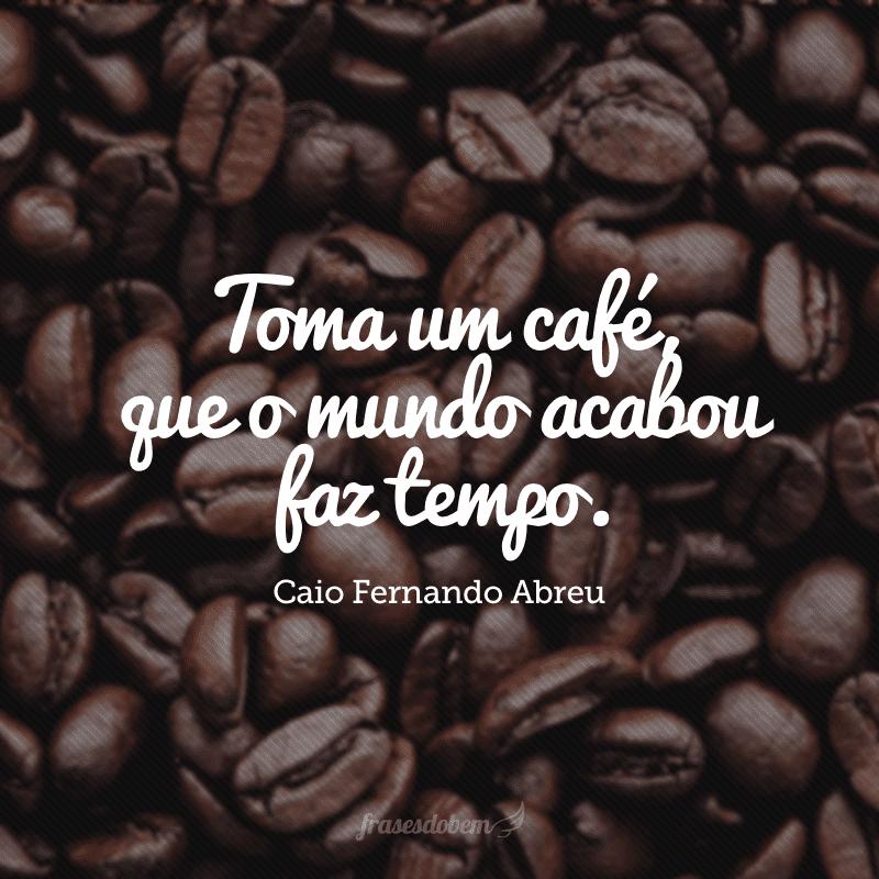 Frases Sobre Café Mensagemonline
