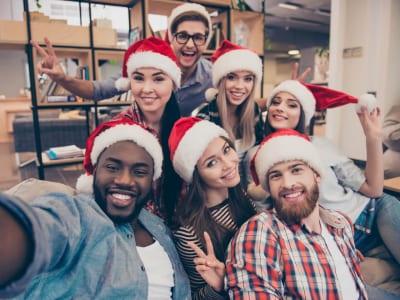35 frases natalinas para funcionários dedicados e queridos