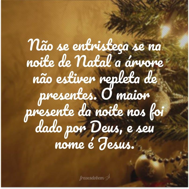 Frases Evangélicas Natalinas Mensagemonline