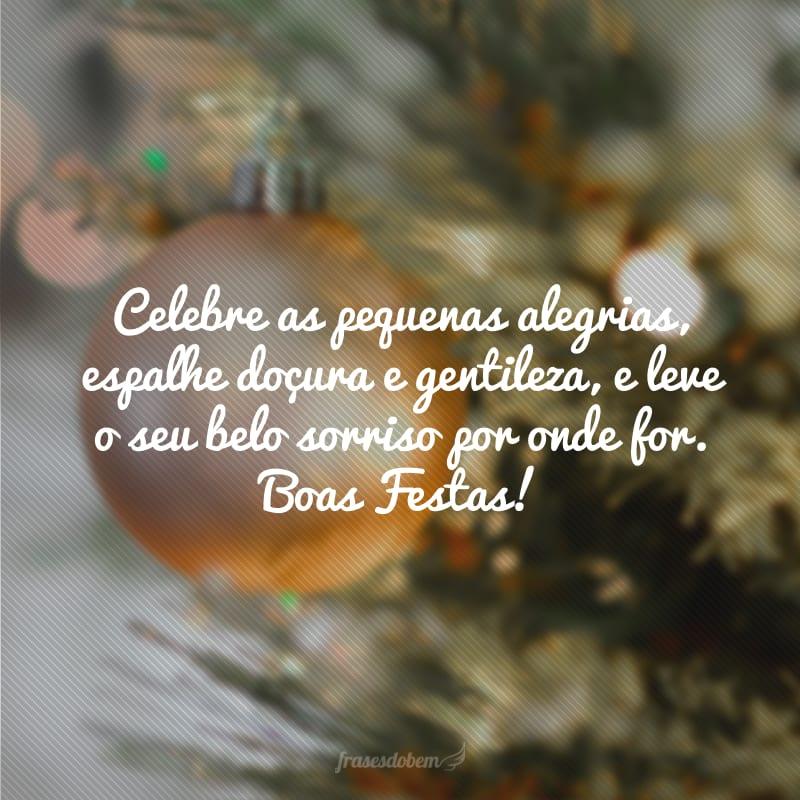 35 Frases De Natal E Ano Novo Para Celebrar A última Semana