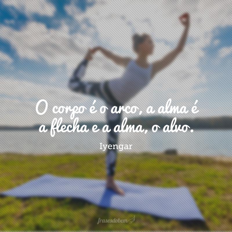 Yoga é como a música, o ritmo do corpo, a melodia da mente, e a harmonia da alma, criando a sinfonia de vida.
