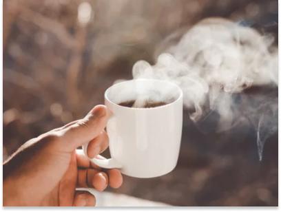 40 frases de bom dia com café para dar aquela energia