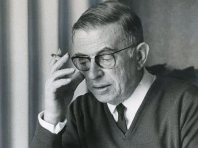 40 frases de Sartre para aprender com seus pensamentos mais marcantes