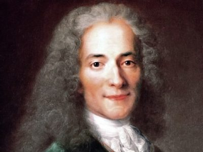 40 frases de Voltaire para conhecer os seus grandes ensinamentos